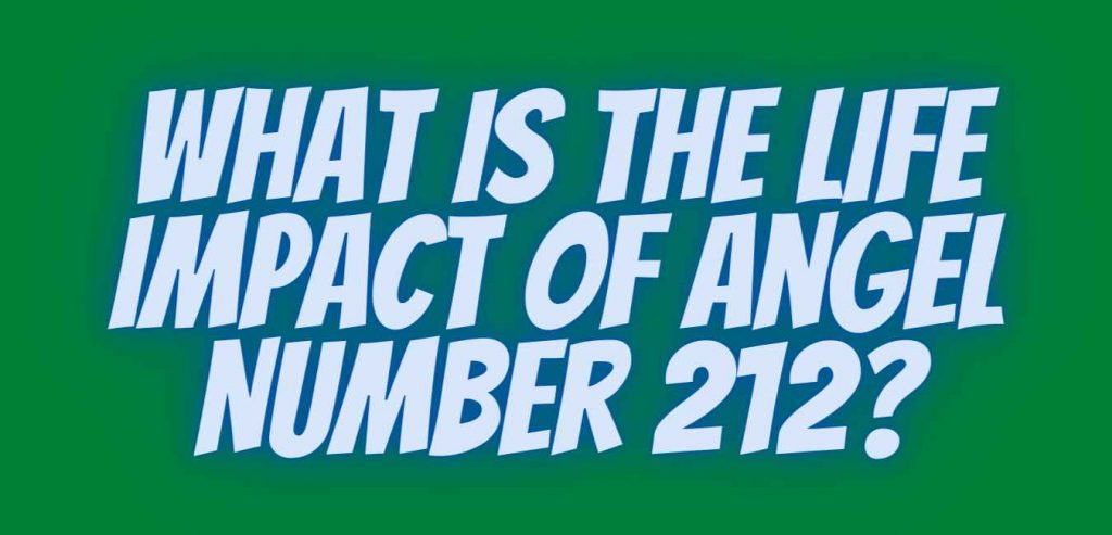 212 Angel Number
