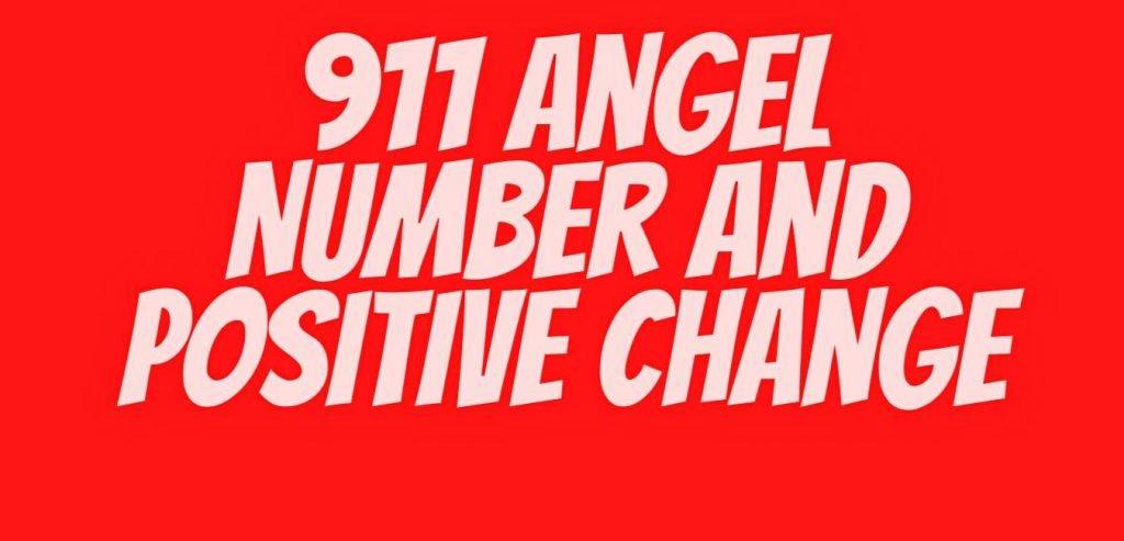 911 angel number