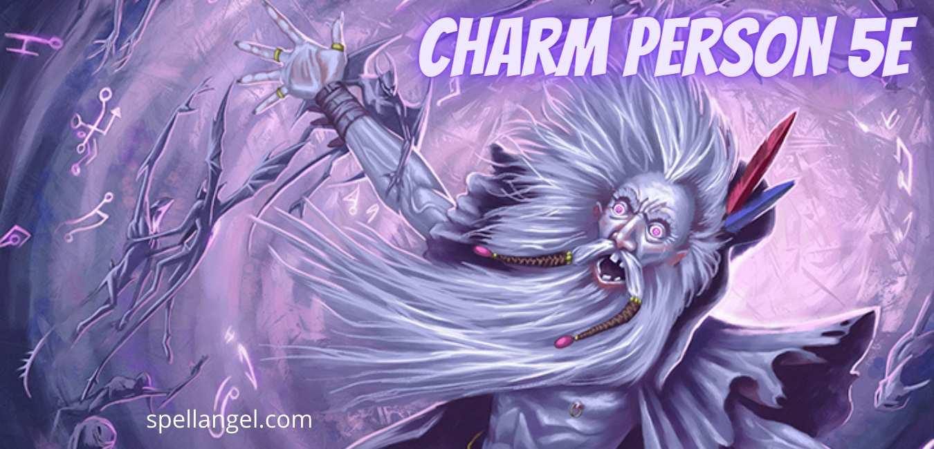charm person 5e